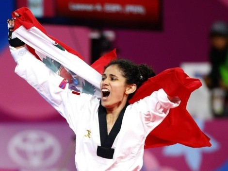 Oro para Perú: Angélica Espinoza quedó en primer puesto en Para Taekwondo en Tokio 2020