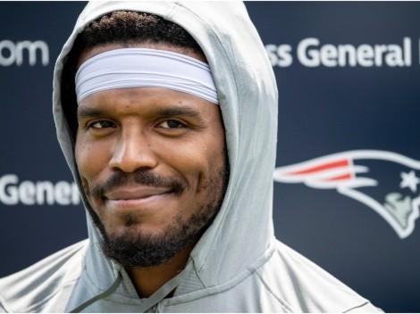 Cam Newton y su mensaje retador hacia la NFL para ser titular