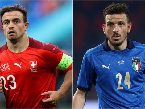 Switzerland vs Italy: Date, Time, and TV Channel in the US for European World Cup Qualifiers 2022