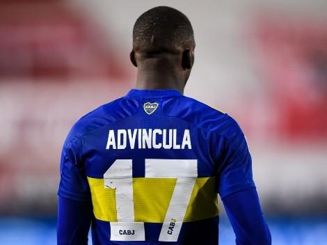 Advíncula será titular hoy en Perú y ¿despertó polémica en Boca?