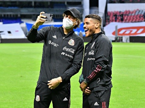 """""""Mis opciones para ir al América son NULAS"""": Jonathan Dos Santos"""