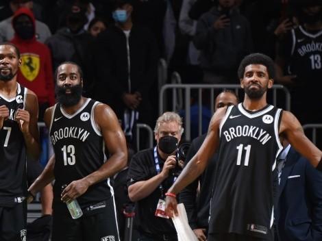 Nets y el valor de su plantilla para NBA 2021-22