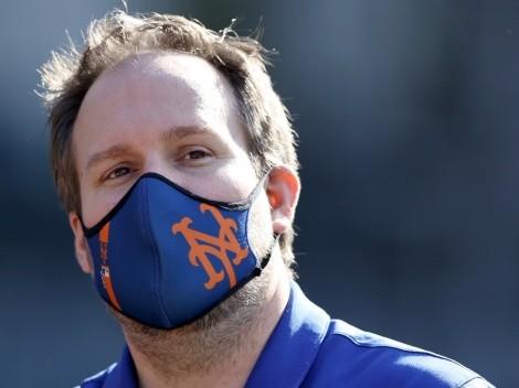 New York Mets colocan en licencia administrativa a su gerente general