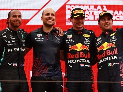 'Ayuda' para Checo: Verstappen presagió que Hamilton será abucheado