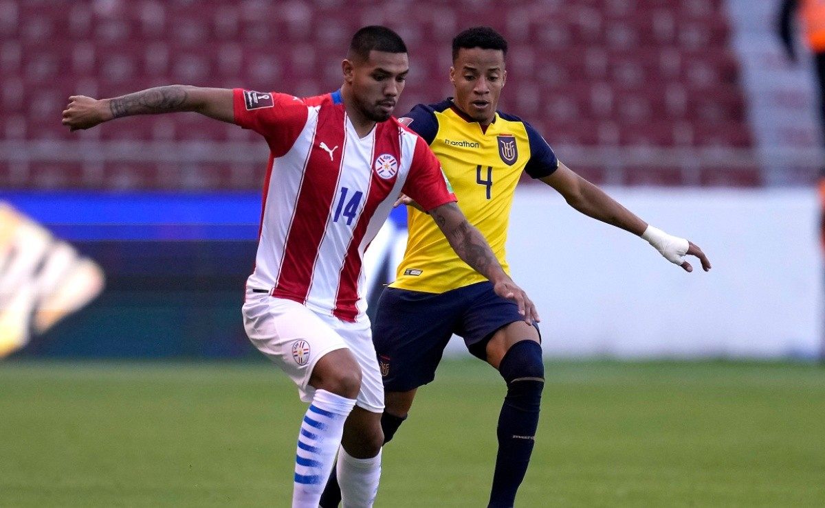Ecuador beat Paraguay 2-0: Highlights and goals of the 2022 World Cup Qualifiers