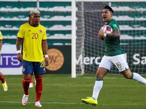 Video: derroche de golazos en el 1-1 de Bolivia ante Colombia