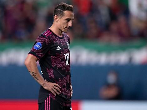 La razón por la que Andrés Guardado falló el penalti en la final de la Liga de Naciones