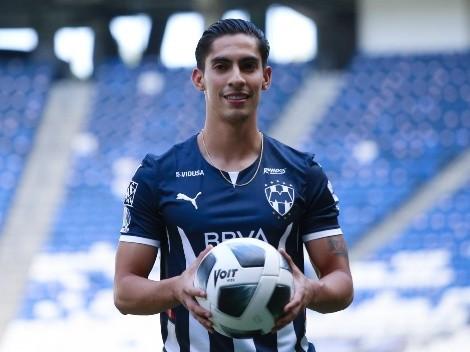 Erick Aguirre, cerca de debutar con Rayados de Monterrey