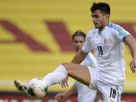 Maximiliano Gómez, el hombre gol de Uruguay que reemplazará a Luis Suárez y Edinson Cavani
