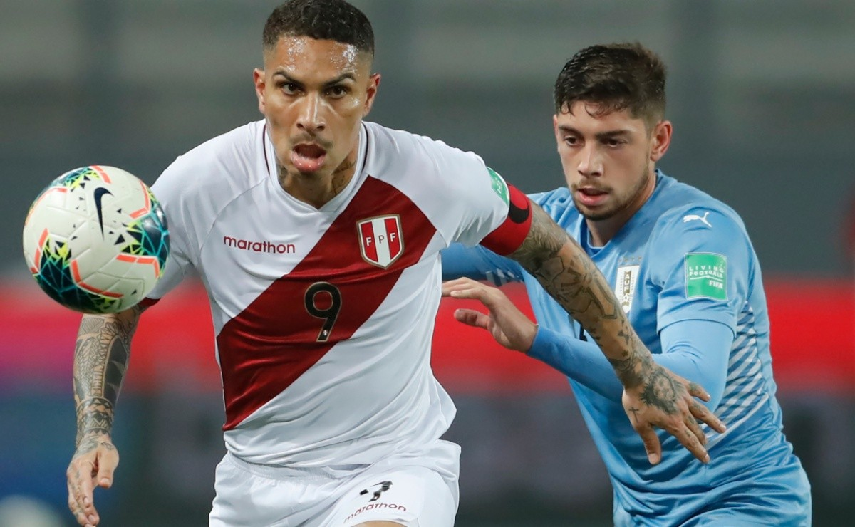 Peru and Uruguay draw 1-1: Highlights and Goals of South American World Cup Qualifiers 2022