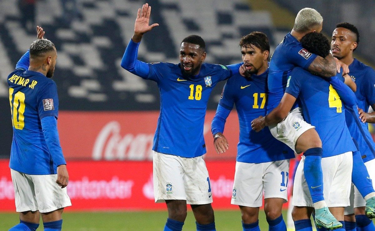 Brazil clinch 1-0 away win over Chile: Highlights and Goals of South American World Cup Qualifiers 2022