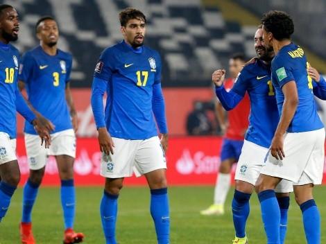 Brasil vence o Chile por 1 a 0 e mantém 100% de aproveitamento nas Eliminatórias; veja o gol do jogo