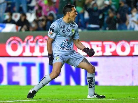Con la Fiera hasta el final; Rodolfo Cota firmó una larga renovación