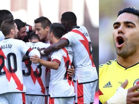 Rayo Vallecano, el club más especial de LaLiga que sueña con Falcao