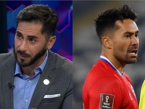 Herrera cree que Jiménez le puede facilitar la pega a los volantes de la Roja