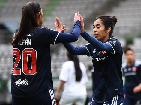 Audax Italiano vs. Universidad de Chile: Cómo ver EN VIVO y por streaming el partido por el Campeonato Femenino