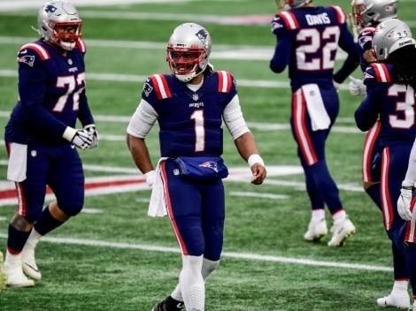 En New England Patriots afirman que salir de Cam Newton fue lo mejor para el equipo