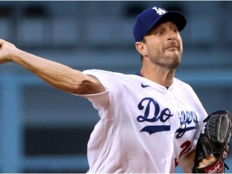 Dodgers' Max Scherzer on the verge of breaking one of Randy Johnson's craziest records