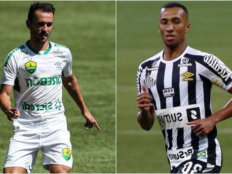 Cuiabá x Santos: saiba como assistir AO VIVO ao confronto da 19ª rodada do Brasileirão 2021