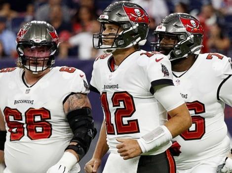 Tom Brady y Buccaneers le dan la mano a NFL en vacunación