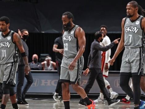 """El """"Dream Team"""" que tendrá Brooklyn Nets para la temporada 2021-22 de NBA"""