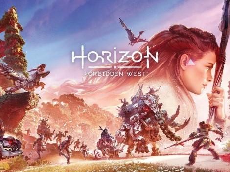 Horizon Forbidden West no tendrá una mejora de PS4 a PS5