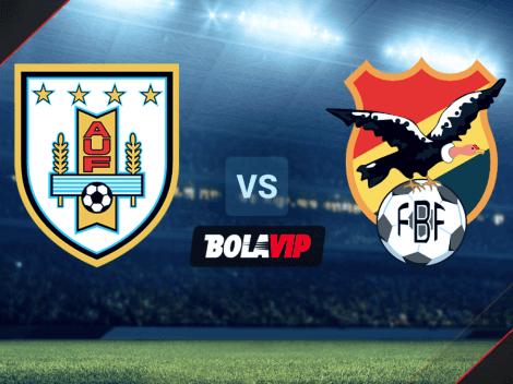 Cómo ver Uruguay vs. Bolivia por las Eliminatorias Sudamericanas   Hora y canal de TV   HOY   Formaciones titulares