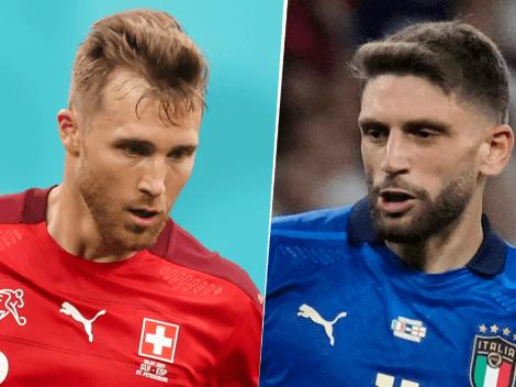VER HOY en USA | Suiza vs. Italia EN VIVO ONLINE: Pronóstico, horario y canal de TV para ver EN DIRECTO las Eliminatorias UEFA rumbo al Mundial de Qatar 2022