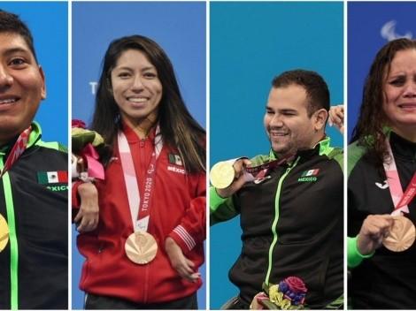 ¿A cuánto ascienden los premios económicos para los medallistas paralímpicos?