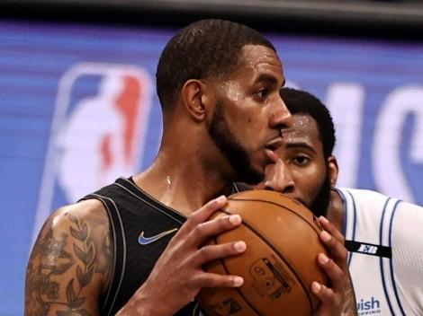 Salió del retiro para vencer a los Lakers: la nueva estrella de Brooklyn Nets
