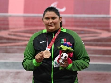 México se cuelga el bronce en Lanzamiento de Disco en el cierre de paralímpicos