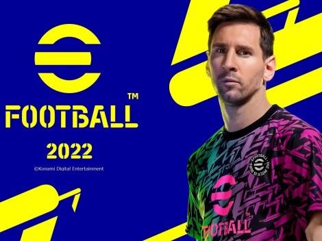 Patch de correção de eFootball 2022 é adiado para novembro