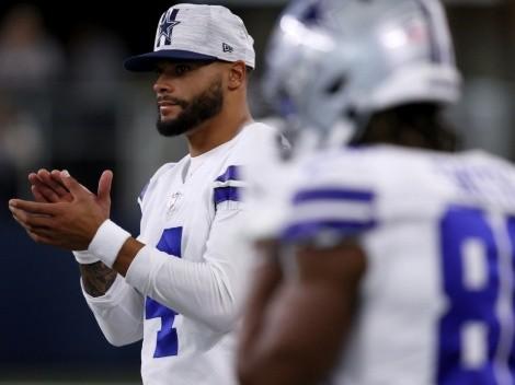 Dak Prescott confirma su estatus para la Semana 1 de NFL 2021