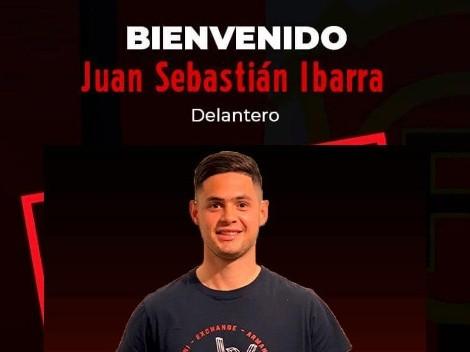 Rangers lleva a préstamo a Juan Sebastián Ibarra de Colo Colo