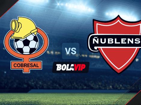 Qué canal transmite Cobresal vs. Ñublense por el Campeonato AFP Plan Vital 2021