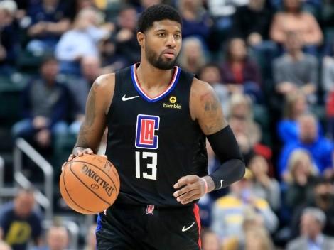 Posible quinteto titular de los Clippers para la temporada 2021-2022