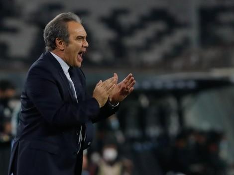 Lasarte modifica el equipo pensando en el duelo ante Ecuador