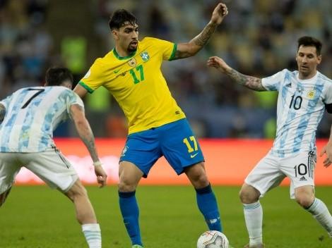 Eliminatórias: Brasil x Argentina; prognósticos de uma revanche da decisão da Copa América