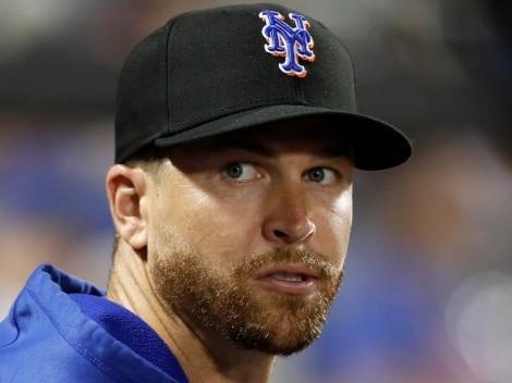 Jacob deGrom podría volver con los Mets a finales de septiembre