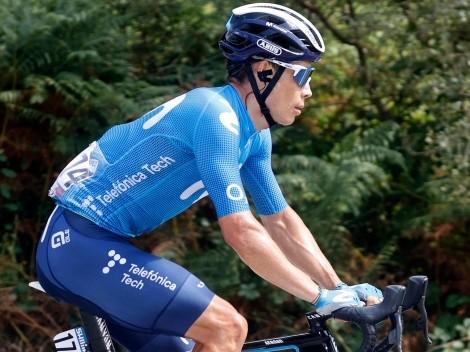 La razón por la que López se retiró de La Vuelta 2021 totalmente enfadado