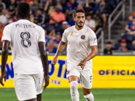 Inter Miami sacó un triunfo agónico ante el FC Cincinnati en la MLS
