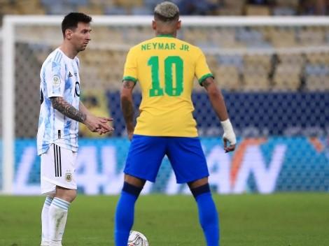 Prováveis escalações para Brasil x Argentina que jogarão neste domingo, na Neo Quimica Arena