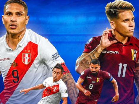 """CONMEBOL destaca el duelo entre Perú y Venezuela: """"El momento para remontar e ir por el sueño"""""""