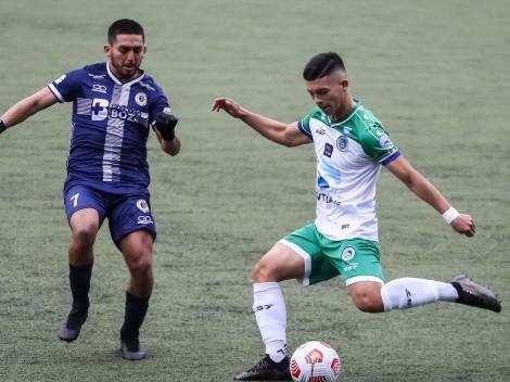 Puerto Montt rescató agónico empate ante Santa Cruz en la última jugada