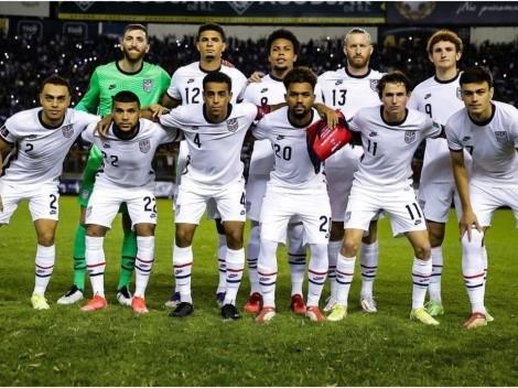 El 11 titular de USA ante Canadá: Eliminatorias Concacaf Qatar 2022