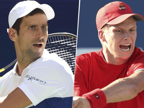 VER HOY   Novak Djokovic vs. Jenson Brooksby EN VIVO por el US Open: horario, canal de TV y streaming