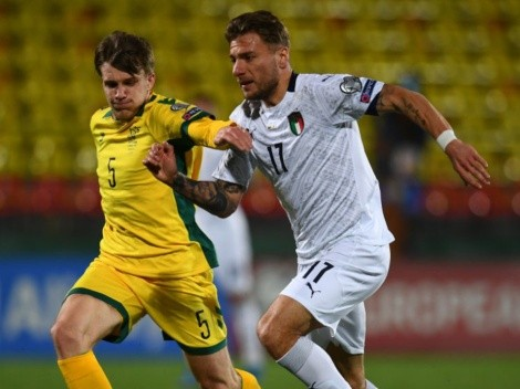 Italy vs Lithuania: Date, Time, and TV Channel in the US to watch the European World Cup Qualifiers 2022