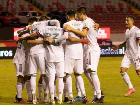 Sin sobrarle nada, México obtuvo tres puntos valiosos ante Costa Rica