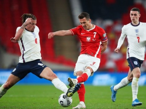 Poland vs England: Date, Time, and TV Channel in the US to watch the European World Cup Qualifiers 2022