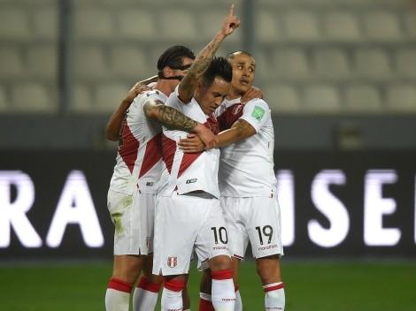 Un Perú sin brillo consiguió sumar de a tres en las Eliminatorias